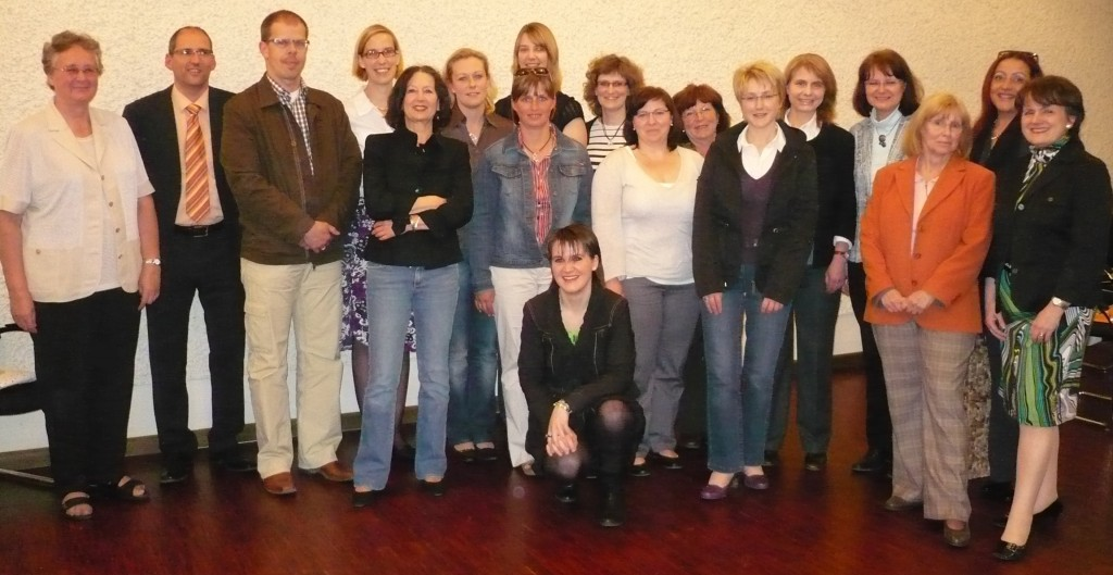 Vorstand und Beiräte 2009
